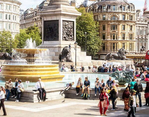 Best Tourist Spot in London for Escort